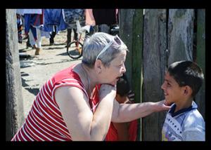 Mariana Petersel - erou in lupta impotriva traficului de persoane