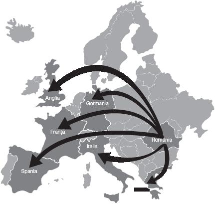 romania-tara-sursa-trafic-de-persoane-harta