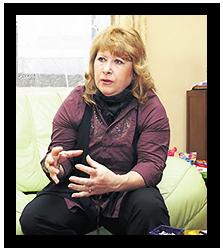 Iana Matei - erou in lupta impotriva traficului de persoane - eliberare